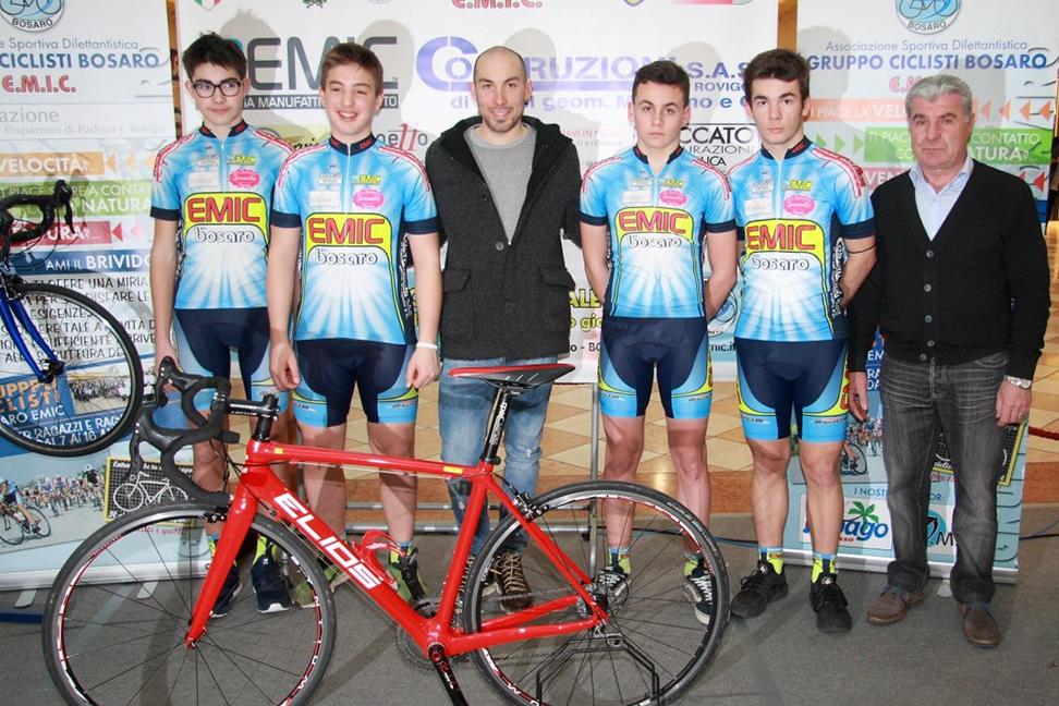 Team Allievi Bosaro Emic